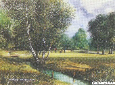 On the Fairway by Terry Harrison.