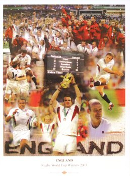 Rugby World Cup 2003 - Montage.