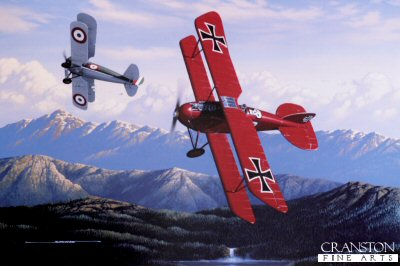 Austro-Hungarian Ace by Stan Stokes.