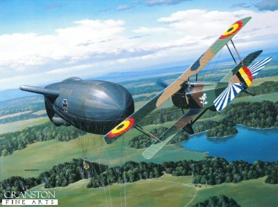 Balloon Buster Extraordinaire by Stan Stokes.