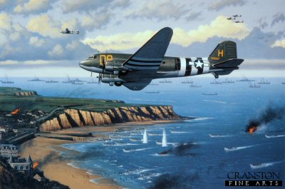 D-Day Invaders by Stan Stokes.