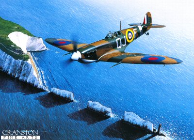 Spitfire on the Prowl by Stan Stokes.