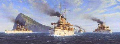 Teddys Great White Fleet by Stan Stokes.