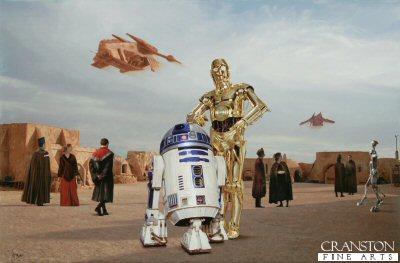 Droids by Darren Baker. (P)