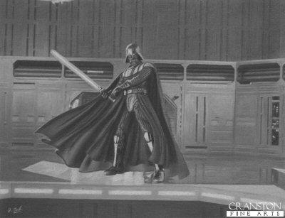Darth Vader by Darren Baker. (P)