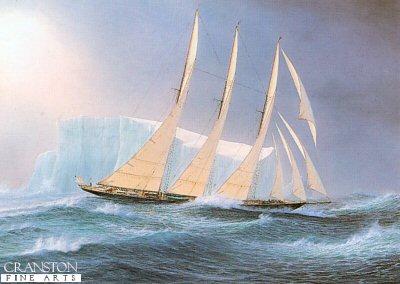 Atlantic by Tim Thompson