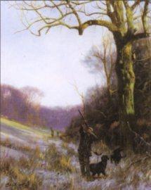 Winter Shooting II by John Trickett.