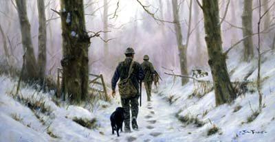 The Long Walk Home by John Trickett