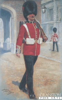 Coldstream Guards by Harry Payne.