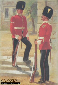 Lancashire Fusiliers by Harry Payne.