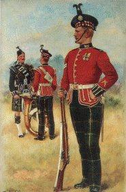 Royal Scots by Harry Payne.