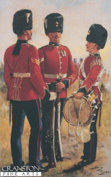 The Royal Welsh Fusiliers by Harry Payne.