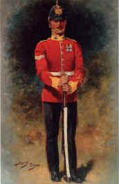The Border Regiment by Harry Payne.