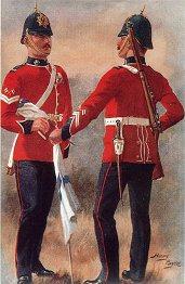 The Royal Irish Regiment by Harry Payne