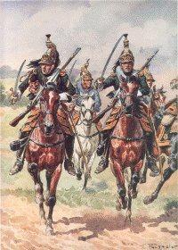Garde Imperiale Dragons de LImperatrice - Tenue de Campagne 1806 by L Rousselot