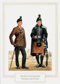 Royal Irish Rangers by Douglas Anderson