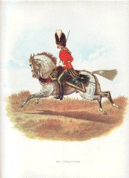 Scots Greys by Richard Simkin