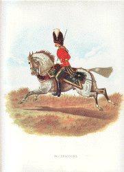 Scots Greys by Richard Simkin. (P)