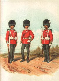 Grenadier Guards by Richard Simkin