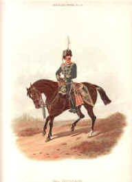 3rd Hussars by Richard Simkin (P)