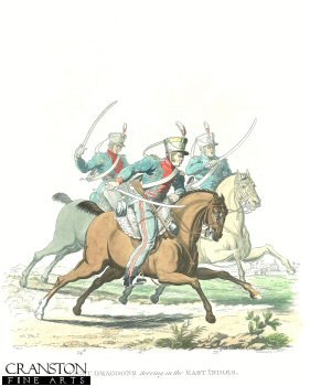 Light Dragoons Serving in the East Indies (Y)