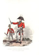 Field Officer of the Royal Engineers and a Private Sapper (P)