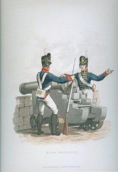 Royal Artillery (P)