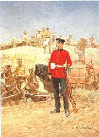 Royal Engineer by Richard Caton Woodville (P)