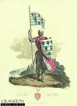 Sir John Sitsylt Knight. (Y)