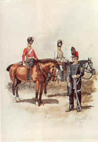 The Yorkshire Hussars 1814-1820 by R Marrion