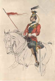 16th Lancers by John Charlton (1899)