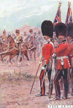 Honourable Artillery Company by Richard Caton Woodville (P)