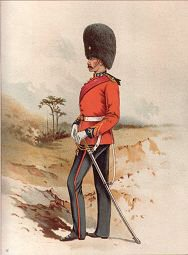 The 23rd Royal Welsh Fusiliers by Frank Feller (P)