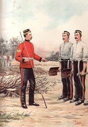 Royal Engineers by G Douglas Giles (P)