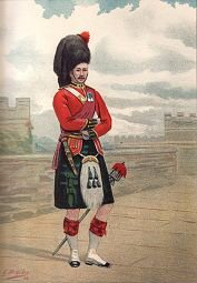 The 42nd The Black Watch (Royal Highlanders) by G Douglas Giles (P)