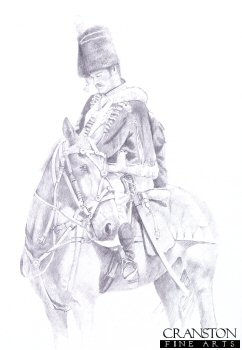 15th Hussars 1809 by Chris Collingwood.