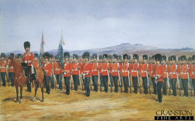 Royal Fusiliers by Richard Simkin