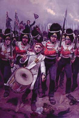 Up Guards and at Them by Richard Caton Woodville (P)