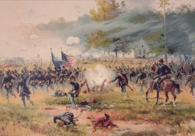 Battle of Antietam.