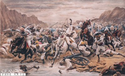 Victory at Candahar by Stanley Berkeley.