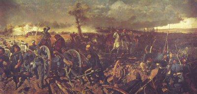 The Battle of San Marino