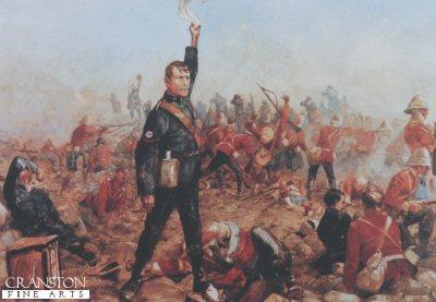 Lance Corporal John Joseph Farmer VC by Hussaly.