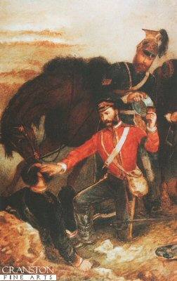 Surgeon General Sir James Mouat VC by Hussaly.