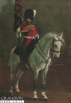 Scots Greys by John Charlton (1887) (P)