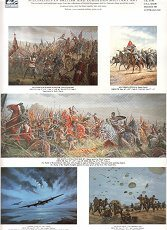 VOL3. Cranston Fine Arts Military Art Catalogue (Volume 3) <p> Volume Three book catalogue which shows over 200 military, naval and aviation art prints, with a majority of these prints being of Ancient, Napoleonic, Modern and World War I and II by 19th Century military and naval artists.  <b><p>Full colour book catalogue.<p>Size 12in x 9in approx.