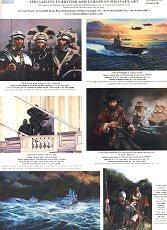 Cranston Fine Arts Military Art Catalogue (Volume 7)