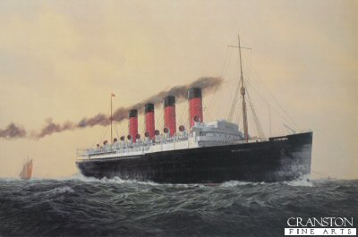 Mauretania by E. D. Walker.