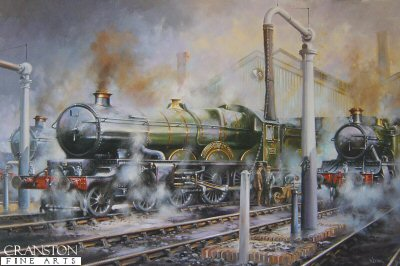 Great Western Splendour by David Weston.