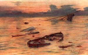 The Track of the Hun by W L Wyllie.