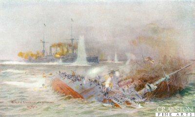 The Last of Scharnhorst and Gneisenau by W L Wyllie.